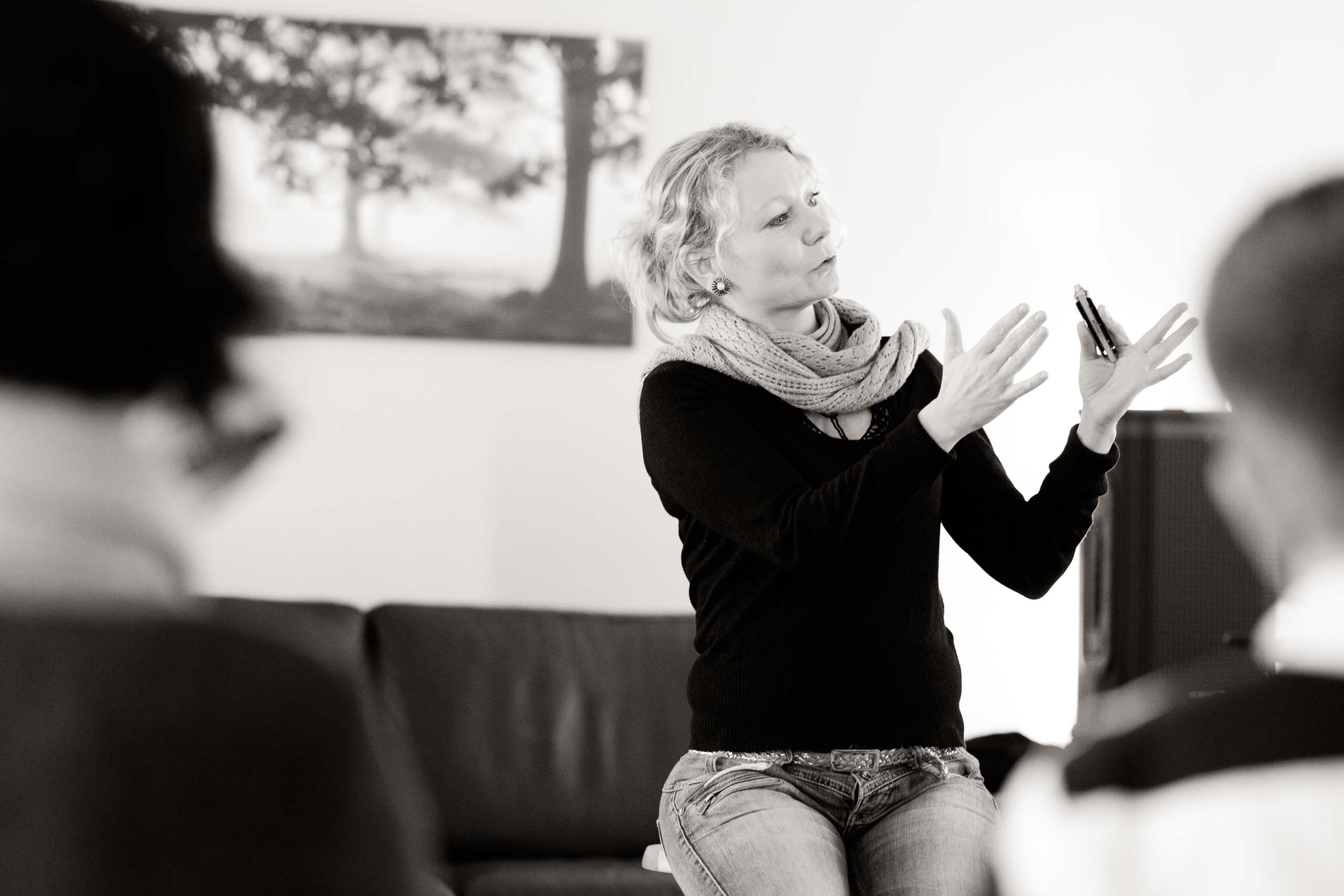 Linda Krieg Workshop